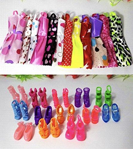 idream doll accessories,multi color (10 pieces) - 51v4Ay4LUoL - iDream Doll Accessories,Multi Color (10 Pieces)