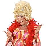 Blonde drag Queen peluca travestie Show CSD Fiesta Carnaval peluca Señor peluca Hombres peluca rubio