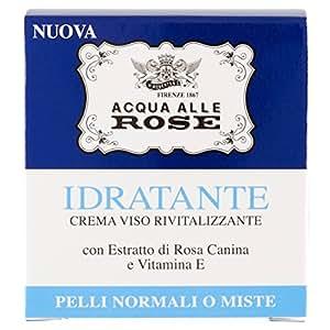 acqua alle rose crème hydratant viso pelli normali e miste 50 ml