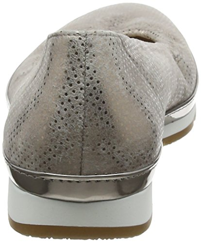 Gabor Damen Comfort Sport Geschlossene Ballerinas Mehrfarbig (Rame Millenium)