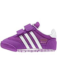 adidas Baby Girls' Dragon L2w Crib Crawling Shoes