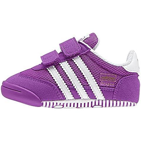 adidas Dragon L2w Crib, Zapatos de (1-10 Meses) Bebé