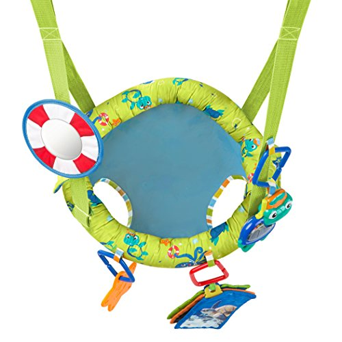 Baby Einstein 10235 Sea and Discover Door Jumper - 7