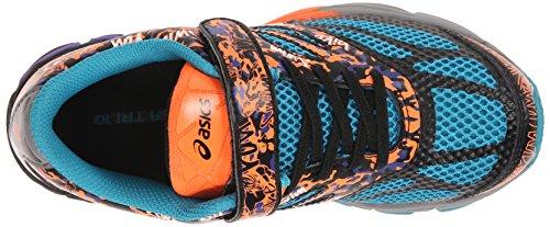 Asics Gel-Noosa Tri 10 PS Maschenweite Laufschuh Enamel Blue/black/orange