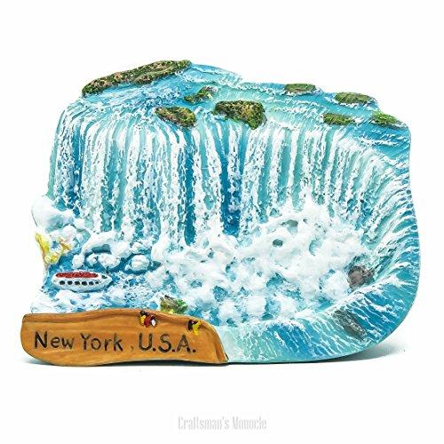 World-Wonder-Niagara-Falls-Buffalo-New-York-United-States-3D-Handmade-Resin-Fridge-Magnet-Gift-Travel-Souvenir-Collectible-Dcor