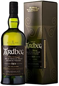 Ardbeg 10 Year Years Old in Gift Box