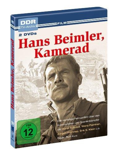 Hans Beimler, Kamarad (DDR TV-Archiv) (2 DVDs)