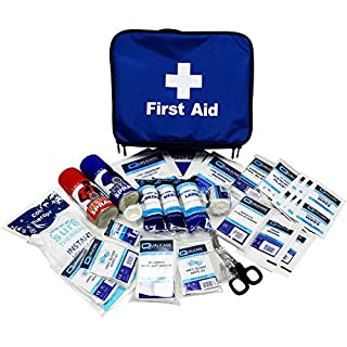 Qualicare Specialists Sports Physio Athletics Training First Aid Support Kit