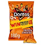 Doritos Tangy Cheese Tortilla Chips, 180 g