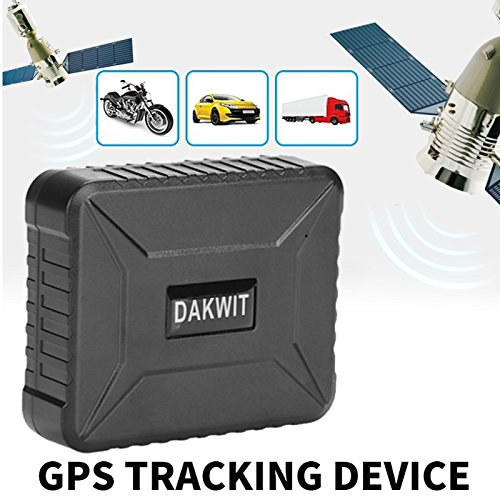Beautyrain GPS Locator GPS Tracker Präzise GSM/GPRS Schwarz Anti-Abschirmung Automobil