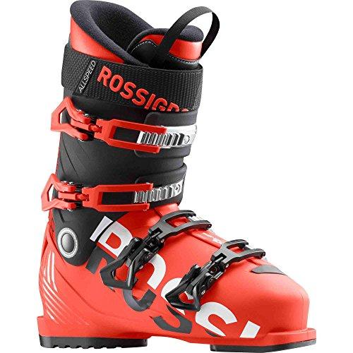 Rossignol-Schuhe Ski allspeed Rental rot Herren-Herren-Größe 49-Rot, rot (Rossignol Ski-stiefel Herren)