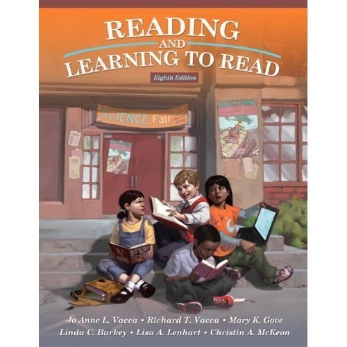 Reading and Learning to Read 8th Edition (Instructor's Copy)