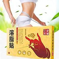 30 Stücke Schlankheitspflaster Abnehmen Entgiftung, Körper abnehmen Patch, Abnehmen Fettverbrennung Toxin Eliminierung Schlafen Schlank Patches Gewichtsverlust Aufkleber