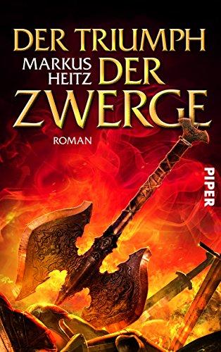 Buchseite und Rezensionen zu 'Der Triumph der Zwerge: Roman (Die Zwerge, Band 5)' von Markus Heitz