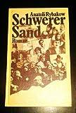 SCHWERER SAND. Roman