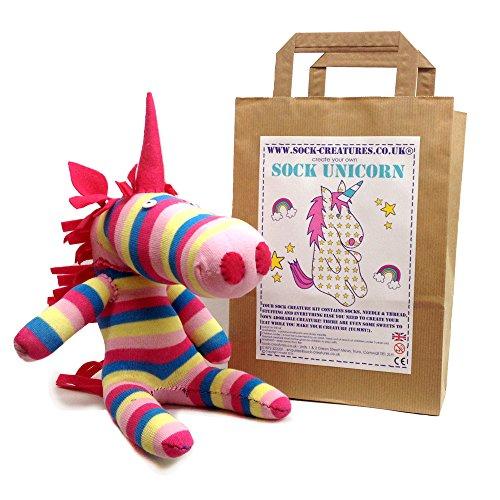 sock-unicorn-craft-kit