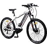 REMINGTON MXPRO MTB E-Bike Mountainbike Pedelec Mittelmotor, Farbe:Weiss