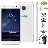"Indigi® 5"" Android 6.0 QuadCore 4G LTE GPS Smartphone AT&T TMobile w/ Bluetooth"