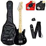 3rd Avenue STX05BK 1/4 taille de guitare électrique - noir
