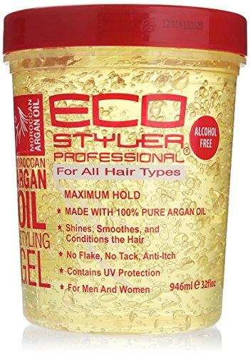 Eco Styler Gel de coiffure à Base d'huile d'argan 940 ml