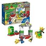 LEGO Duplo Super Heroes - Spider-Man Contro Electro, 10893 LEGO
