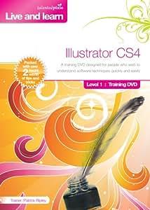 Illustrator CS4 Training DVD - Level 1 (Mac/PC DVD)