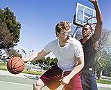 Pellor Goggles Sportbrillen verstellbaren Elastic Wrap Eyewear für Fußball Basketball Tennis Fans Test