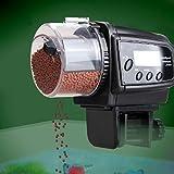 Gearmax® Automatischer Fischfutterautomat für Aquarium mit LCD-Display und Zeitschaltuhr