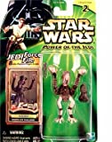 Star Wars - POTJ - incl. Jedi Force File - Sebulba - Boonta Eve Challenge - 3 3/4 inch Figurine