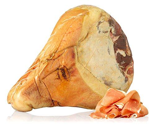 Prosciutto crudo di parma dolce senza osso 7 kg. circa intero
