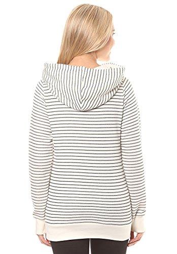 Billabong Damen Louna Sweatshirt Weiß