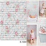 1.5m * Fleur 1m Studio Mur Photographie Prop Fond Photo Toile De Fond