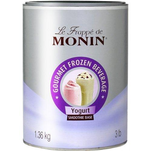 Smoothie Base Mix (Monin Frappé Smoothie Base - Yoghurt)