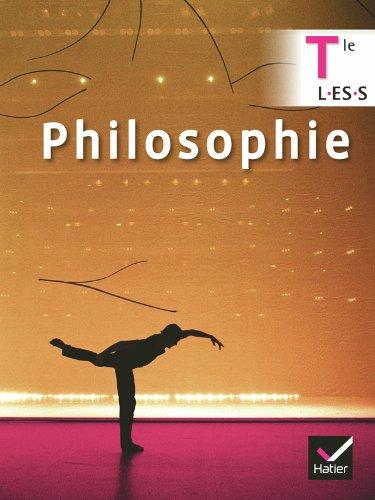 Philosophie Tles L, ES, S éd. 2012 - Manuel de l'élève (format compact)