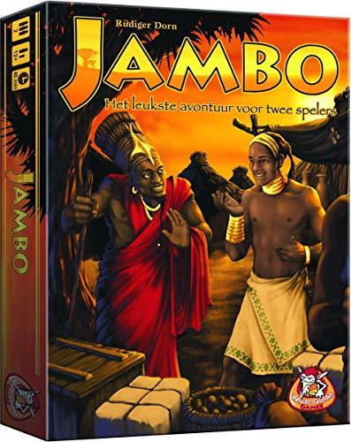 White Gobline Games JAMBO: das lustigste Abenteuer für zwei Spieler (Goblins Spiel)