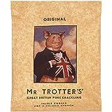 MR TROTTER Gran Chicharrón Británico Del Señor Trotter - 60g Originales (Paquete de 6)