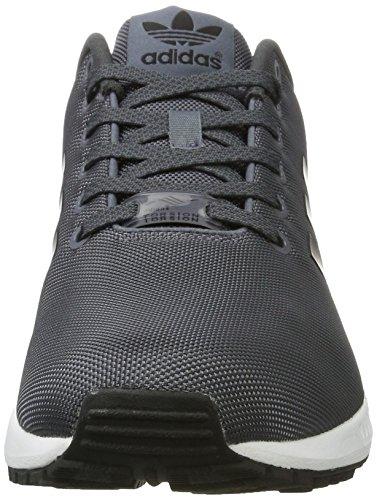 onix Grau White Herren Zx ftwr Sneaker core Hals Adidas Low Black Flux 4q0CYYwxP