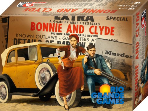 ABACUSSPIELE 13091 - Bonnie and Clyde