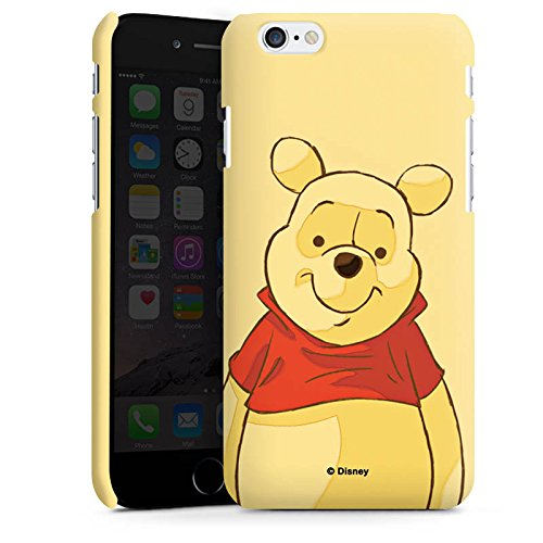 Apple iPhone X Silikon Hülle Case Schutzhülle Disney Winnie Puuh Merchandise Fanartikel Premium Case matt