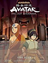 Avatar: The Last Airbender - The Rift by Gene Luen Yang (2015-02-11)