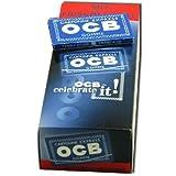 OCB dOUBLE (10 carnets avec élastique