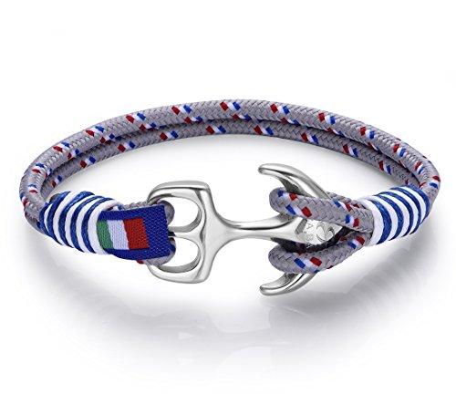 italienisches-herren-armband-in-blau-marine-und-grau-mit-anker-luca-barra-dba885-wasser-sport-segeln