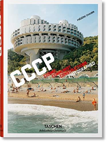 Frédéric Chaubin. CCCP Buch-Cover