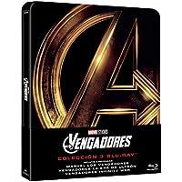 Steelbook Trilogía: Avengers