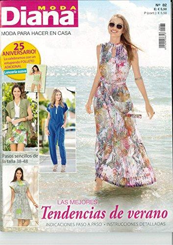 Pack: Diana Moda - Número 82 y Moda de pasarela - Número 21