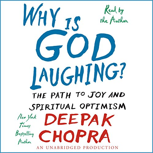Why Is God Laughing?  Audiolibri