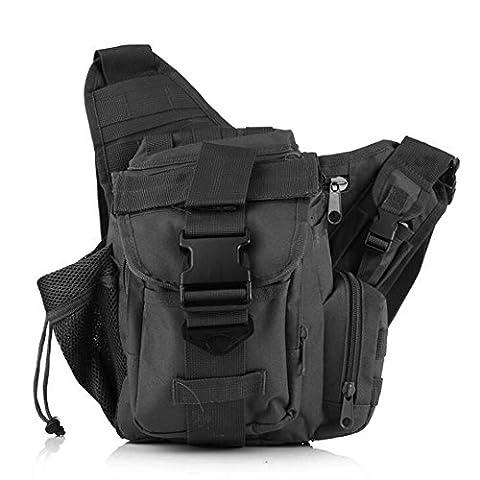 Ezyoutdoor Outdoor Multi-purpose Waist Bag Tactical Military Backpack Shoulder Military Tactical Backpack Utility Camping Hiking Trekking Bag