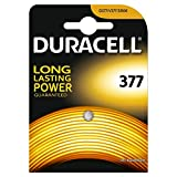 Duracell Specialty Typ 377 Silver Oxide Batterie,...