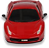 Toys Bhoomi Super Fast 1:18 RC Ferrari Rechargeable 4CH Speed Car