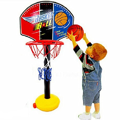 OverDose Kindersportartikel Basketball Rahmen Basketball Kombination Basketball frame Basketball Combination Sport Spielzeug (Kostüm Lego Weiche)